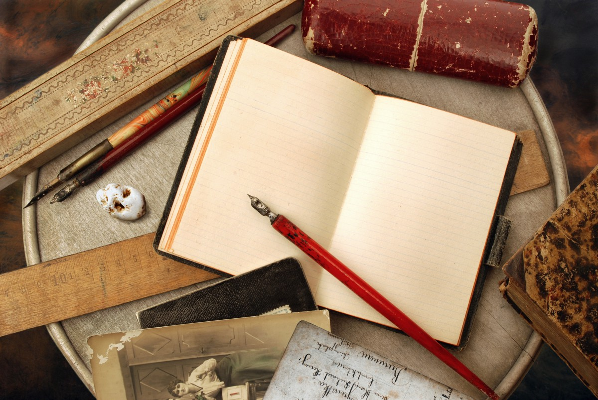 Journaling – A Voyage To The Interior